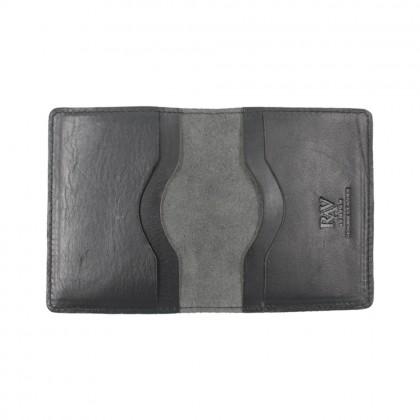 RAV DESIGN Men's Genuine Leather Card Holder |RVW648G4