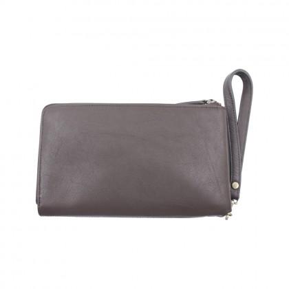 RAV DESIGN Men's Genuine Leather Long Wallet  RVW655 Series