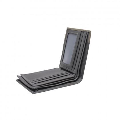 RAV DESIGN Men's Genuine Leather Wallet |RVW664 Series
