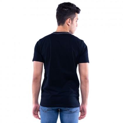 Rav Design 100% Cotton Crew Neck T-Shirt Short Sleeve |RRT31362001