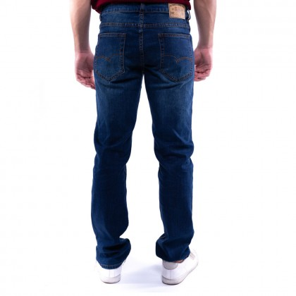 RAV DESIGN MEN'S LONG JEANS STRAIGHT CUT |RJ611250178