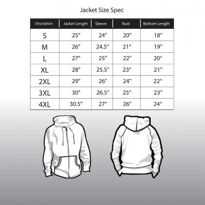 RAV DESIGN MEN'S JACKET BLACK  |RLJ30722591