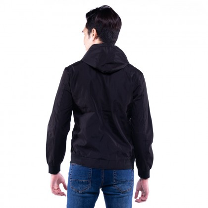 RAV DESIGN MEN'S JACKET BLACK  |RLJ30732591