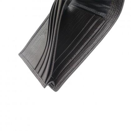 RAV DESIGN Men's Genuine Leather Anti-RFID Wallet |RVW671G1 (A)