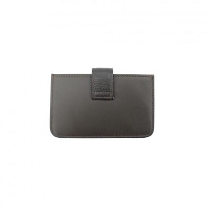 RAV DESIGN Men's Genuine Leather Anti-RFID Card Holder  RVW671G2 (C)