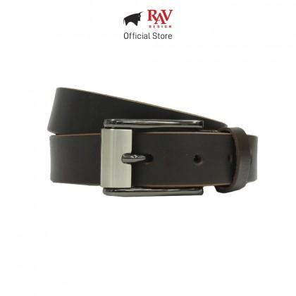RAV DESIGN 100% Genuine Cow Italy Leather 30MM Pin Buckle Belt Series  RVB595G1