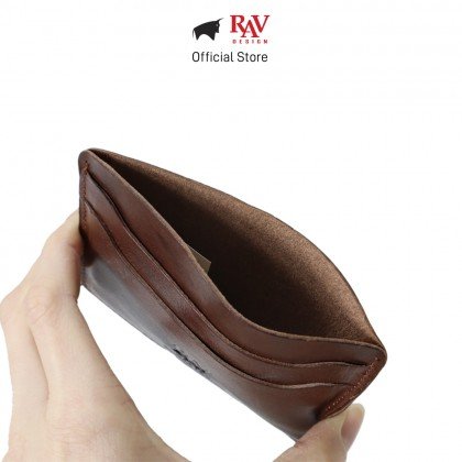 RAV DESIGN Men's Genuine Leather Cardholder |RVW649 Series