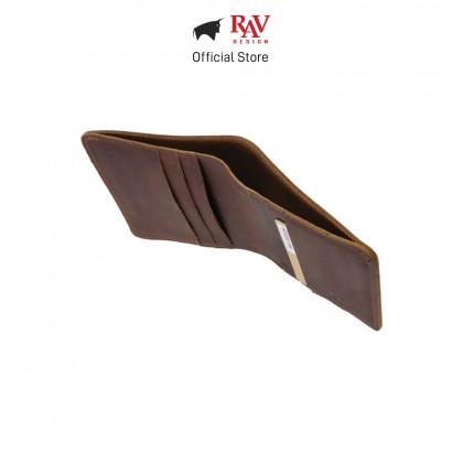 RAV DESIGN Men's Genuine Leather Cardholder |RVW651 Series