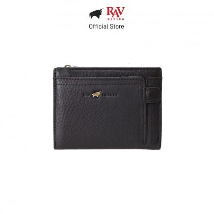 RAV DESIGN Men's Genuine Leather Wallet |RVW656 Series