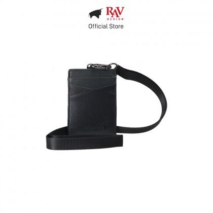 RAV DESIGN Men's Genuine Leather Wallet with ID Card Holder |RVW662 Series