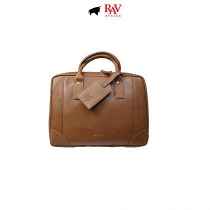 RAV DESIGN 100% Genuine Leather Tote Bag  RVC484G2 series