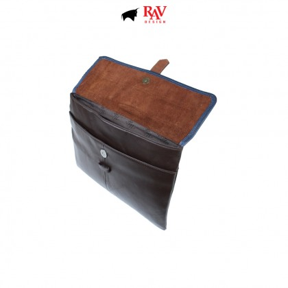 RAV DESIGN 100% Genuine Leather Clutch Bag with Key Holder |RVC486G2 series