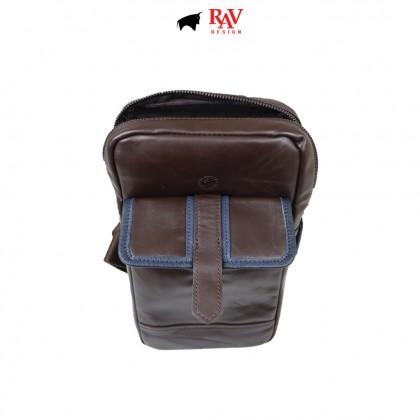 RAV DESIGN 100% Genuine Leather Sling Bag |RVC486G3 series