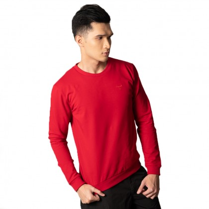 RAV DESIGN Cotton Blend Long Sleeve Sweater |RLSW3200200