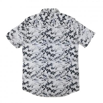 RAV DESIGN 100% Cotton Woven Shirt Short Sleeve |RSS31622002