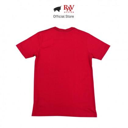 RAV DESIGN 100% Cotton Short Sleeve T-Shirt |RRT32142011