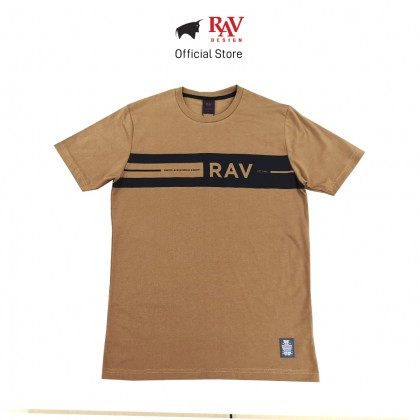 RAV DESIGN 100% Cotton Short Sleeve T-Shirt |RRT32172011