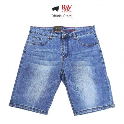 Rav Design Men's Shorts Jeans |RJS612200180