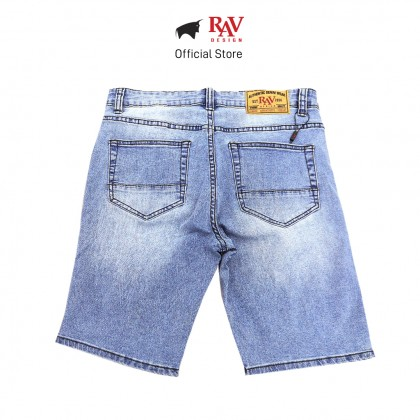Rav Design Men's Shorts Jeans |RJS612200182