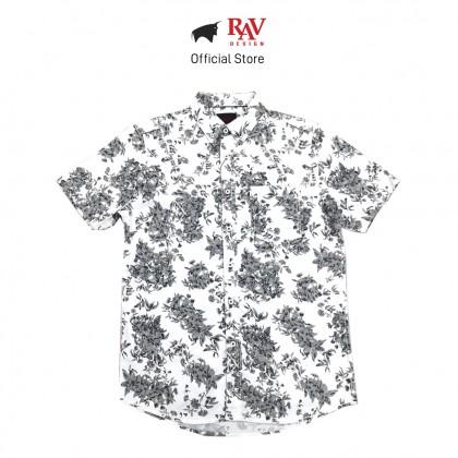 RAV DESIGN 100% Cotton Woven Shirt Short Sleeve  RSS31732002