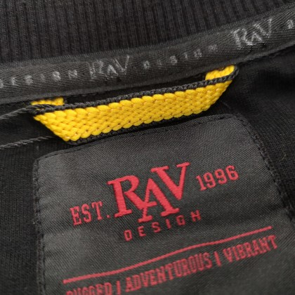 RAV DESIGN Cotton Blend Long Sleeve Sweater |RLRT3118200