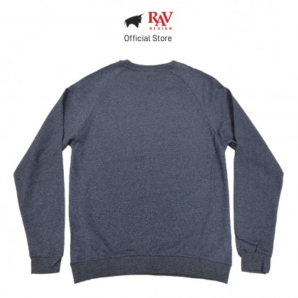 RAV DESIGN Cotton Blend Long Sleeve Sweater |RLRT3119200