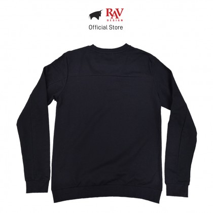 RAV DESIGN Cotton Blend Long Sleeve Sweater |RLRT3123200