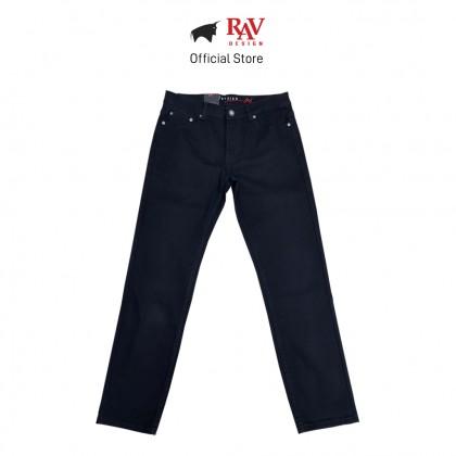 RAV DESIGN MEN'S LONG JEANS STRAIGHT CUT |RJ611251186