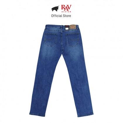 RAV DESIGN MEN'S LONG JEANS STRAIGHT CUT |RJ611251187
