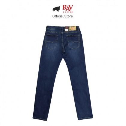 RAV DESIGN MEN'S LONG JEANS STRAIGHT CUT |RJ611251188