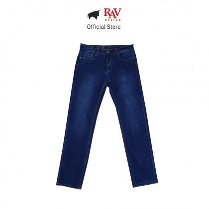 RAV DESIGN MEN'S LONG JEANS STRAIGHT CUT |RJ611251189