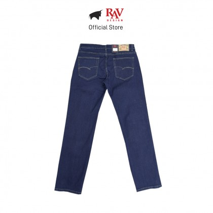 RAV DESIGN MEN'S LONG JEANS STRAIGHT CUT |RJ611251190