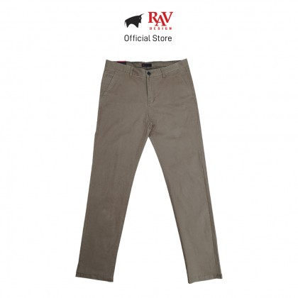 Rav Design Men's Long Pant Regular Fit Chino |RLP323425103