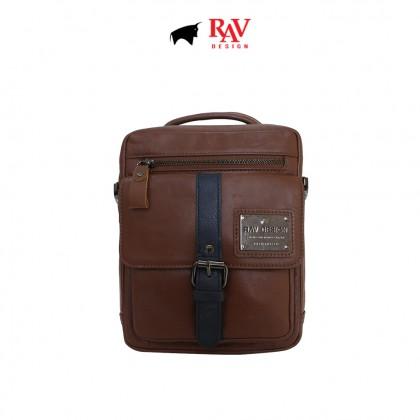 RAV DESIGN 100% Genuine Leather Sling Bag  RVC419G2
