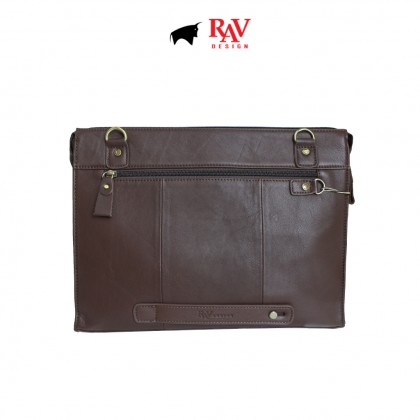 RAV DESIGN 100% Genuine Leather 3 Ways Clutch Bag |RVC425G2
