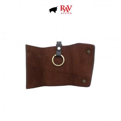 RAV DESIGN 100% Genuine Leather Clutch Bag With Key Holder |RVS475 Series
