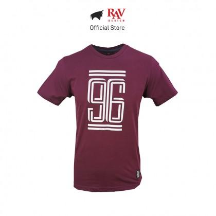RAV DESIGN 100% Cotton Short Sleeve T-Shirt  RRT32482011