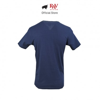 RAV DESIGN 100% Cotton Short Sleeve T-Shirt |RRT32542011