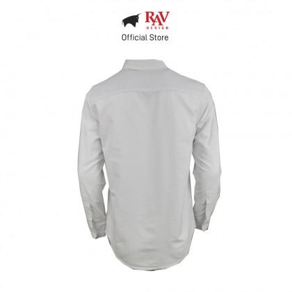 RAV DESIGN 100% COTTON WOVEN SHIRT LONG SLEEVE|RLS31952011