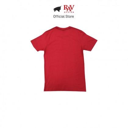 RAV DESIGN 100% Cotton Short Sleeve T-Shirt  RRT31932001
